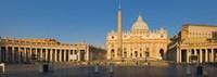 St. Peter's Basilica, Rome Fine-Art Print