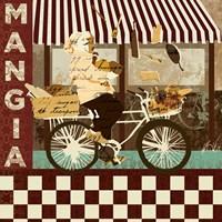 Mangia Fine-Art Print