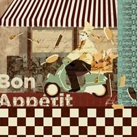 Bon Appetit Fine-Art Print