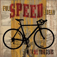 Full Speed Ahead Fine-Art Print
