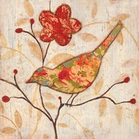 Song Bird Revisited II Fine-Art Print