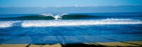 Waves in the ocean, North Shore, Oahu, Hawaii Fine-Art Print