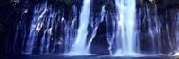 Waterfall in Memorial State Park, California Fine-Art Print