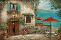 Ombrello Rosso Fine-Art Print