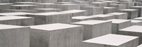 Holocaust memorial, Monument to the Murdered Jews of Europe, Berlin, Germany Fine-Art Print