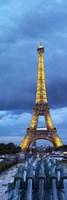 Eiffel Tower, Paris, Ile-de-France, France Fine-Art Print