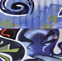 Street Flow II Fine-Art Print