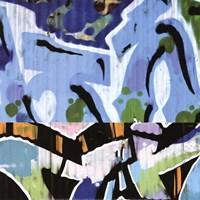 Street Flow III Fine-Art Print