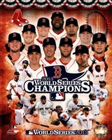 Boston Red Sox 2013 World Series Champions Composite Fine-Art Print