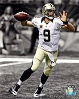 Drew Brees 2013 Spotlight Action Fine-Art Print