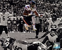 Matt Forte 2013 Spotlight Action Fine-Art Print