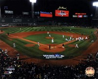 Fenway Park Game 6 of the 2013 World Series Fine-Art Print