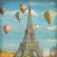 Balloon Festival Fine-Art Print