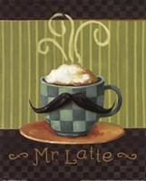 Cafe Moustache VI Fine-Art Print