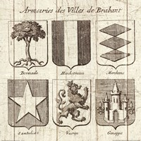 Restoration Period French Armory I Fine-Art Print