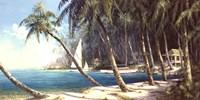 Bali Cove Fine-Art Print