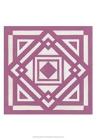 Modern Quilt VI Fine-Art Print