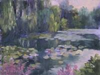 Monet's Garden II Fine-Art Print