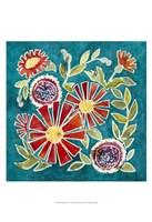 Emma Floral I Fine-Art Print