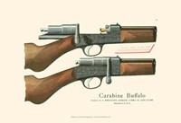 Antique Pistol I Fine-Art Print