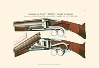 Antique Pistol II Fine-Art Print