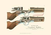 Antique Pistol III Fine-Art Print