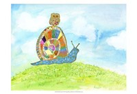 Meadow Snail Fine-Art Print