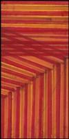 Line Study Orange Fine-Art Print