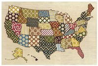 United Patterns Fine-Art Print