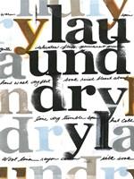 Laundry Lines IV Fine-Art Print