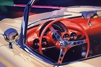 '58 Corvette Fine-Art Print