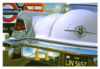 '56 Lincoln Continental Fine-Art Print
