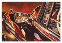 '56 Mercedes Fine-Art Print