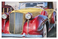 '38 Packard Phaeton Body Fine-Art Print