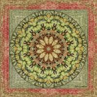 Floress Mandala III Fine-Art Print