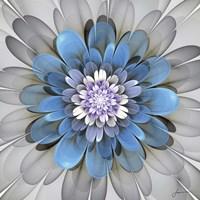 Fractal Blooms III Fine-Art Print