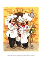 Wine Chefs Fine-Art Print