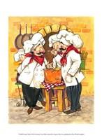 Soup Chefs Fine-Art Print
