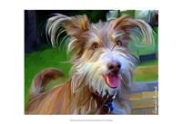 Terrier Hairspray Fine-Art Print