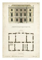 Design for a Building I Fine-Art Print