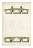 Design for a Bridge I Fine-Art Print