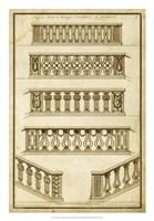 Vintage Gate Design I Fine-Art Print