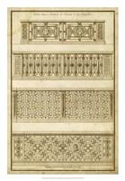 Vintage Gate Design II Fine-Art Print