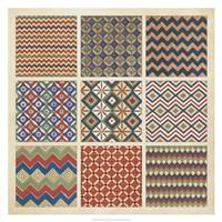 Pattern Patch I Fine-Art Print