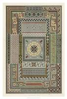 Pompeian Design Fine-Art Print
