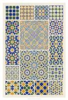 Moorish Design Fine-Art Print