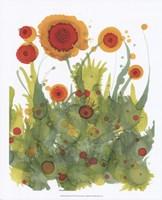 Poppy Whimsy II Fine-Art Print
