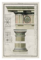 The Doric Order Fine-Art Print