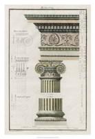 The Ionic Order Fine-Art Print