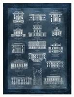Maisons a Paris Fine-Art Print